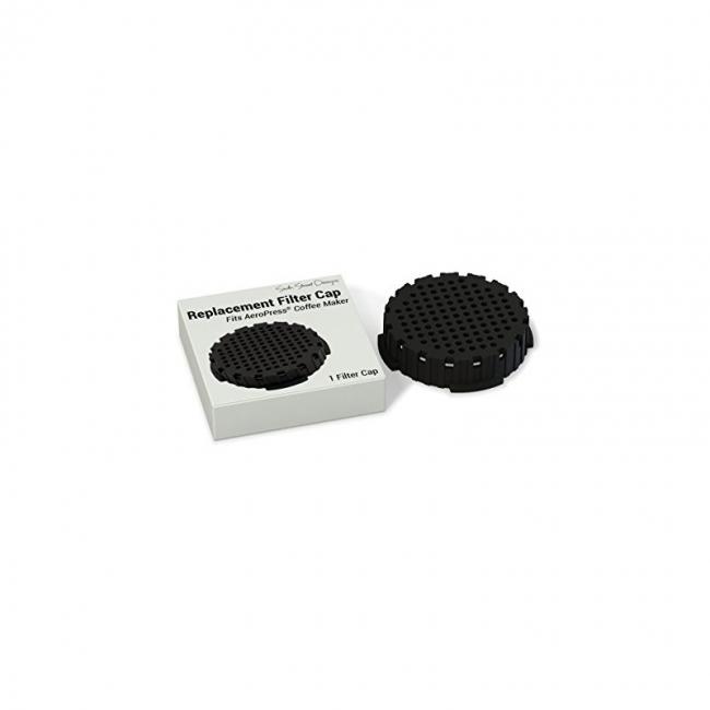 Aeropress kavinuko filtrinis dangtelis