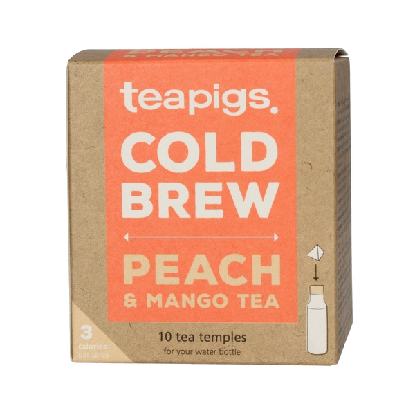 Arbata teapigs Cold Brew Peach, 10vnt.