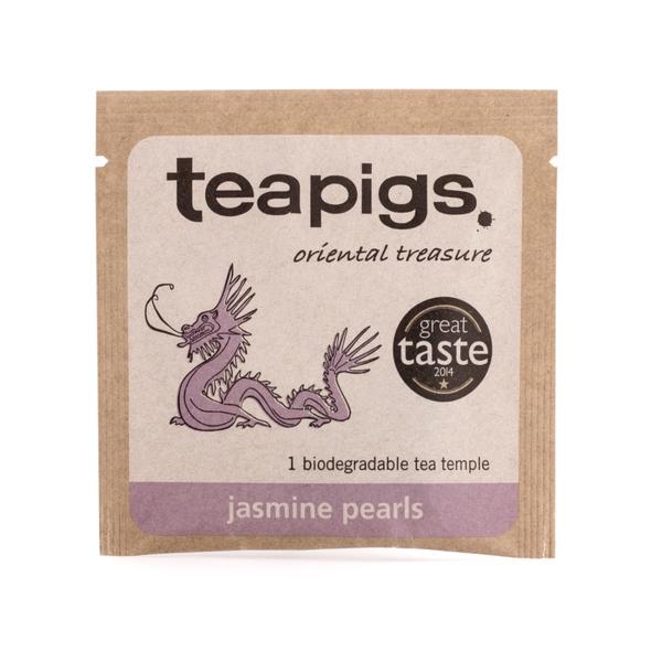 Arbatos pakelis teapigs Jasmine Pearls, 1vnt.