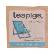 Arbatos pakelis teapigs Lemon & Ginger