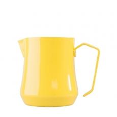Ąsotėlis pienui Motta Tulip, geltonas 500ml