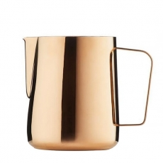 Ąsotis pienui Barista & Co, Brass 600ml