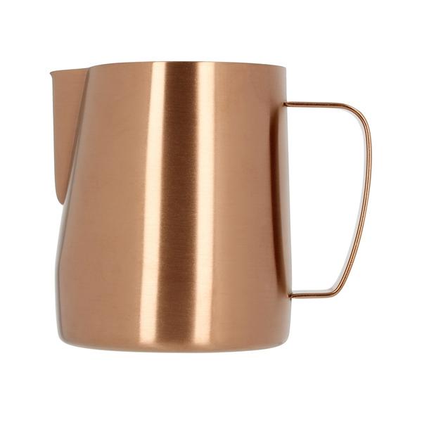 Ąsotis pienui Barista Space, Copper 350ml