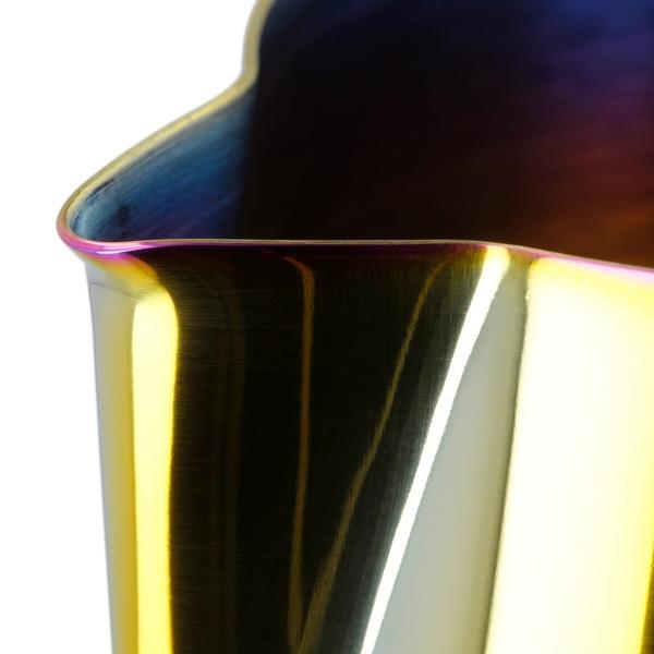 Ąsotis pienui Barista Space, Rainbow 350ml