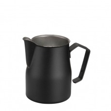 Ąsotis pienui Motta Milk Pitcher juodas, 500ml
