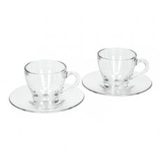 Cappuccino puodeliai Bialetti Vetro, 165ml