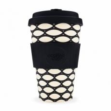 ECOFFEE Cup puodelis, Basketcase 400ml