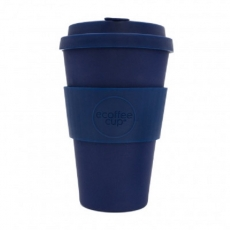 ECOFFEE Cup puodelis, Dark Energy 400ml