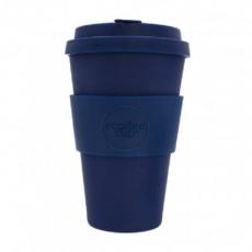 ECOFFEE Cup puodelis, Dark Energy 400ml