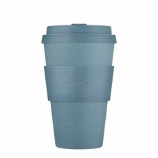 ECOFFEE Cup puodelis, Gray Goo 400ml