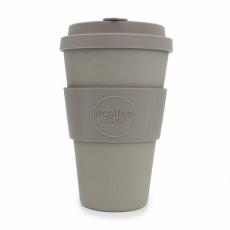 ECOFFEE Cup puodelis, Molto Grigio 400ml