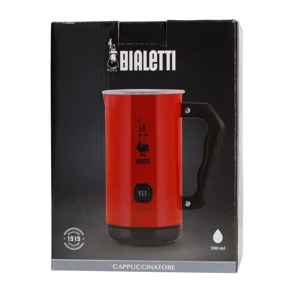 Elektrinis pieno plakiklis Bialetti Rosso, 0.3L