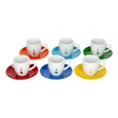 Espresso puodeliai Bialetti Color, 60ml