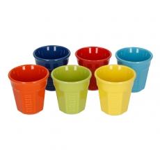 Espresso puodeliai Bialetti Multicolor, 60ml