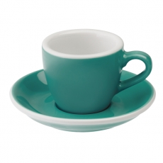 Espresso puodelis Loveramics, Teal 80ml