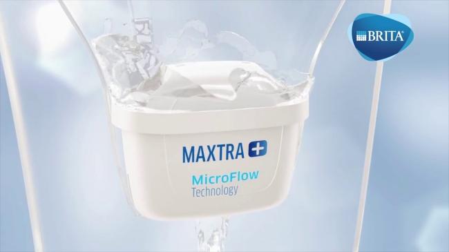Filtravimo kasetė BRITA Maxtra+ (NAUJA), 4vnt.