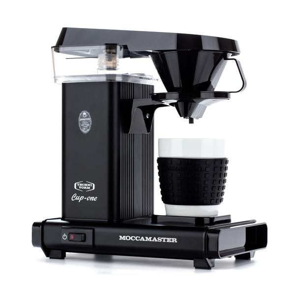 Filtrinė kavavirė Moccamaster Cup One, juoda