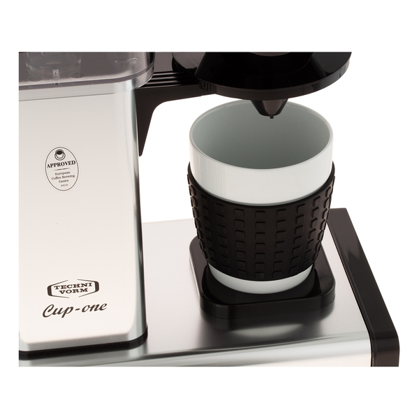 Filtrinė kavavirė Moccamaster Cup One, sidabrinė
