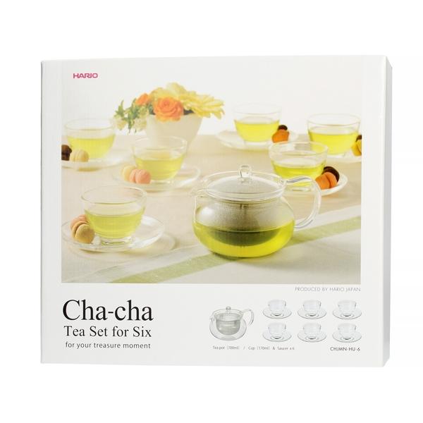 Hario arbatinuko komplektas Chacha, 700ml