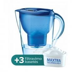 IŠPARDUODAME! Vandens filtras BRITA XL Mėlynas, 3.5L