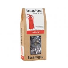 Juodoji arbata teapigs Chilli Chai, 15vnt.