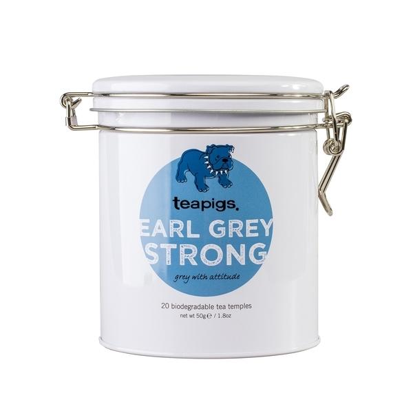 Juodoji arbata Teapigs Earl Grey Strong, 20vnt.