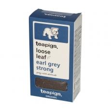 Juodoji arbata teapigs Earl Grey Strong, biri 100g