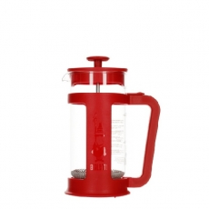 Kavinukas Bialetti French Press Smart, Red 0.35L