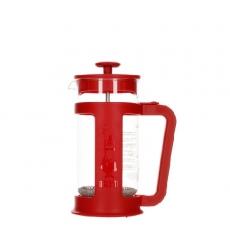 Kavinukas Bialetti French Press Smart, Red 0.35L