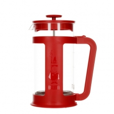 Kavinukas Bialetti French Press Smart, Red 1L