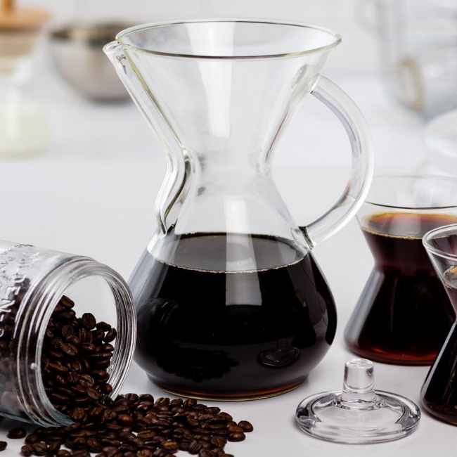 Kavinukas Chemex Glass Handle, 1.4l