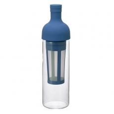 Kavinukas šaltai kavai Hario Bottle, mėlynas 650ml