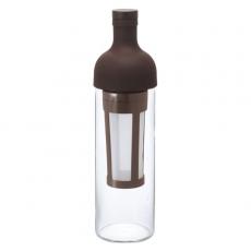 Kavinukas šaltai kavai Hario Bottle, rudas 750ml