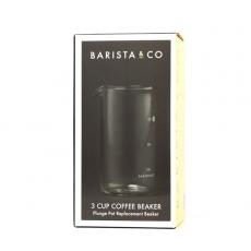 Kavinuko Barista & Co stiklinė dalis, 0.3L