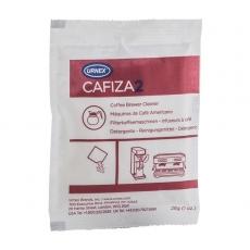 Kavinukų valymo milteliai Urnex Cafiza, 1 pak. 28g