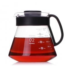 Kavos indas Hario Coffee Server V60-02, 600ml
