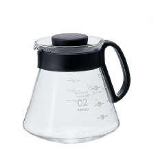 Kavos indas Hario Coffee Server V60-02, 600ml
