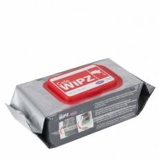 Kavos įrangos valymo servetėlės Wipz, 100vnt.