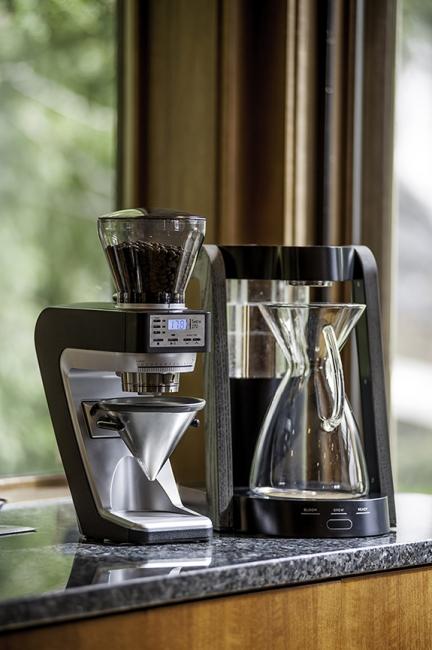 Kavos malūnas Baratza Sette 270W su svarstyklėmis