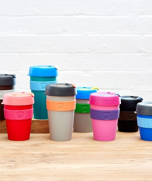 Kavos puodelis KeepCup Bayberry plastikinis, 227ml