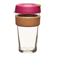 Kavos puodelis KeepCup Cinnamon stiklinis, 454 ml