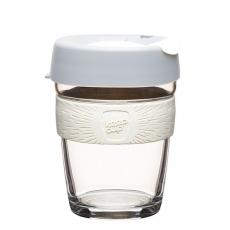 Kavos puodelis KeepCup Cino stiklinis, 340 ml