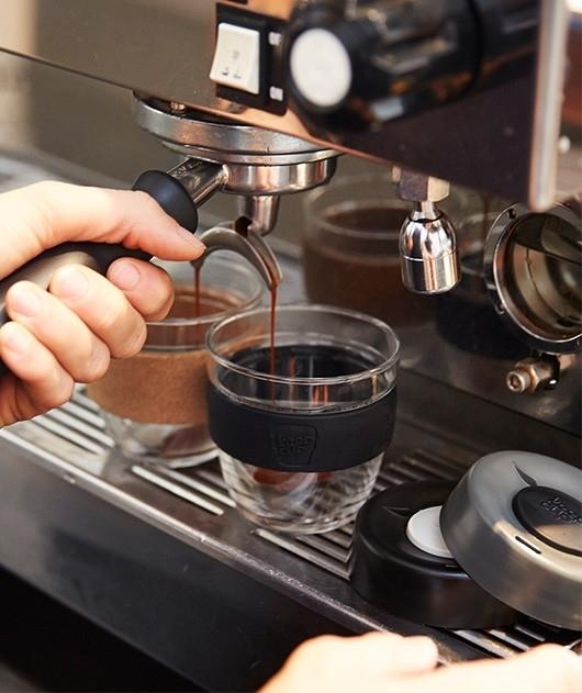 Kavos puodelis KeepCup Cork Alder, 340ml
