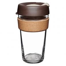 Kavos puodelis KeepCup Cork Almond, 454ml