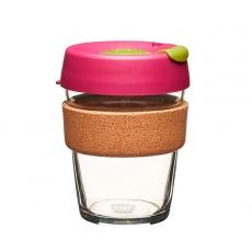 Kavos puodelis KeepCup Cork Cinnamon, 340ml