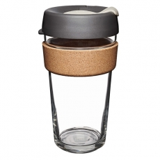 Kavos puodelis KeepCup Cork Press, 454ml