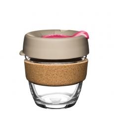 Kavos puodelis KeepCup Cork Redbud, 227ml