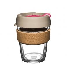 Kavos puodelis KeepCup Cork Redbud, 340ml