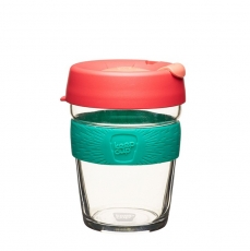 Kavos puodelis KeepCup Fig stiklinis, 340 ml