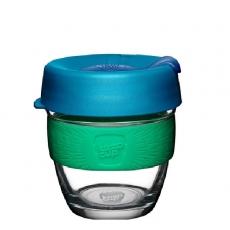 Kavos puodelis KeepCup Flora stiklinis, 227 ml